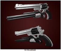 3d gun yin yang